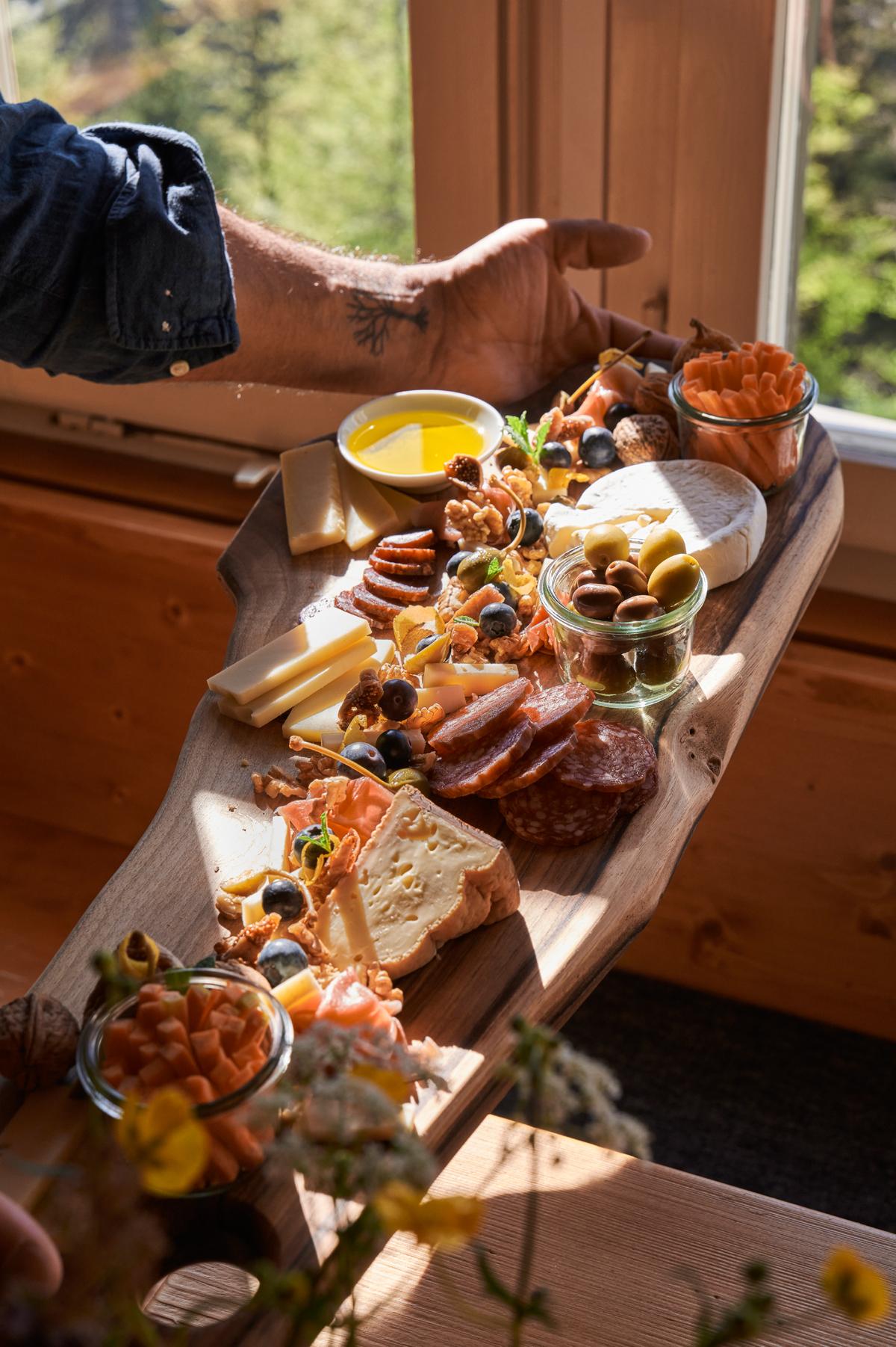 Berghaus Sennhütte Essen